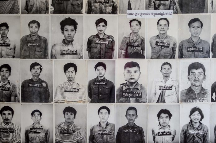 S21 Tuol Sleng victims, a tragic part of the history of Cambodia