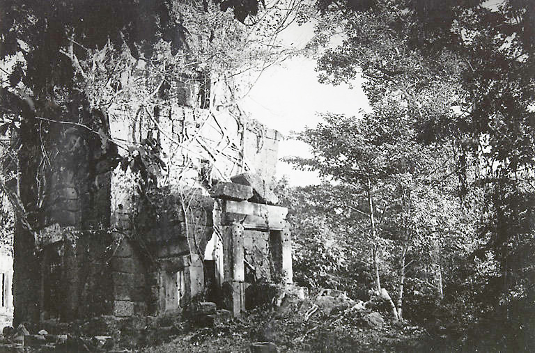 Angkor Thom historic picture