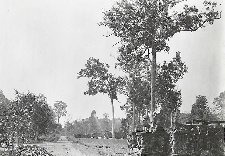 Terrace of the Elephants- Photo taken between 1919 and 1926