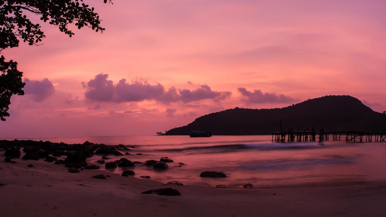 Koh Rong Saloem Island, Cambodia