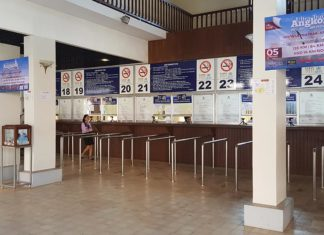Angkor Wat Official Ticket Office