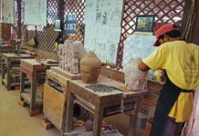 Artisans d'Angkor workshop in Siem Reap