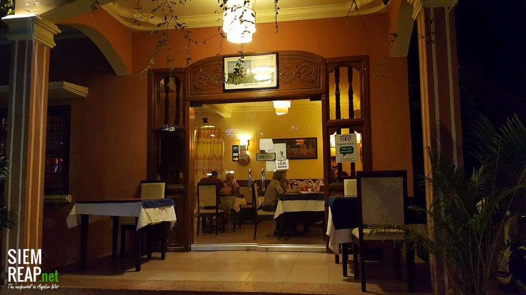 Flavors of India, Siem Reap, Cambodia - Local Business