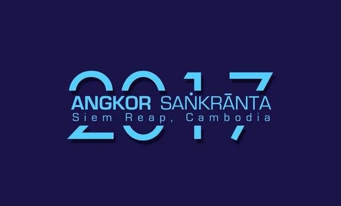 Angkor Sankranta 2017 Siem Reap Cambodia