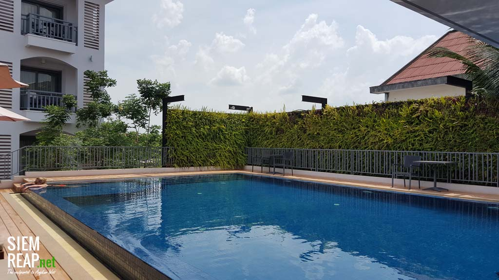 damrei angkor hotel swimming pool