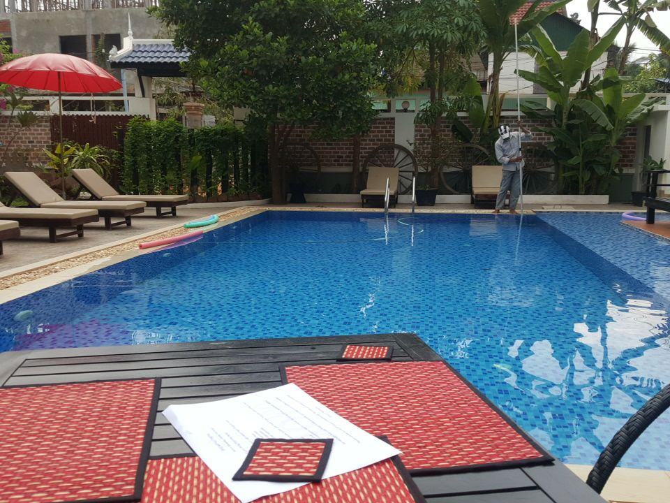 Dom Boutique Hotel - swimming pool