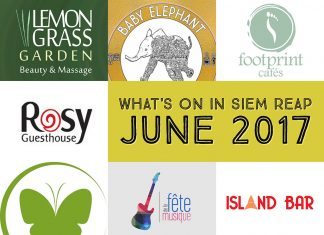 The best Siem Reap Events in June 2017