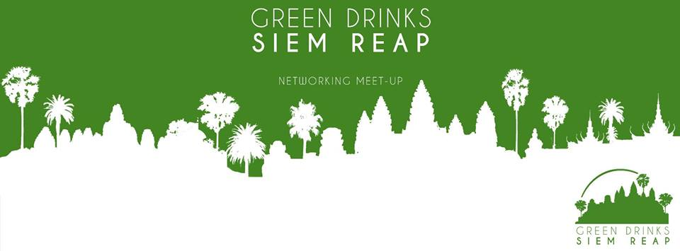 Green Drinks Siem Reap