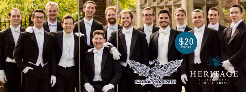 An Evening with the Whiffenpoofs