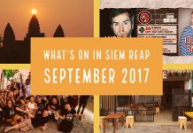 Siem Reap events in September 2017