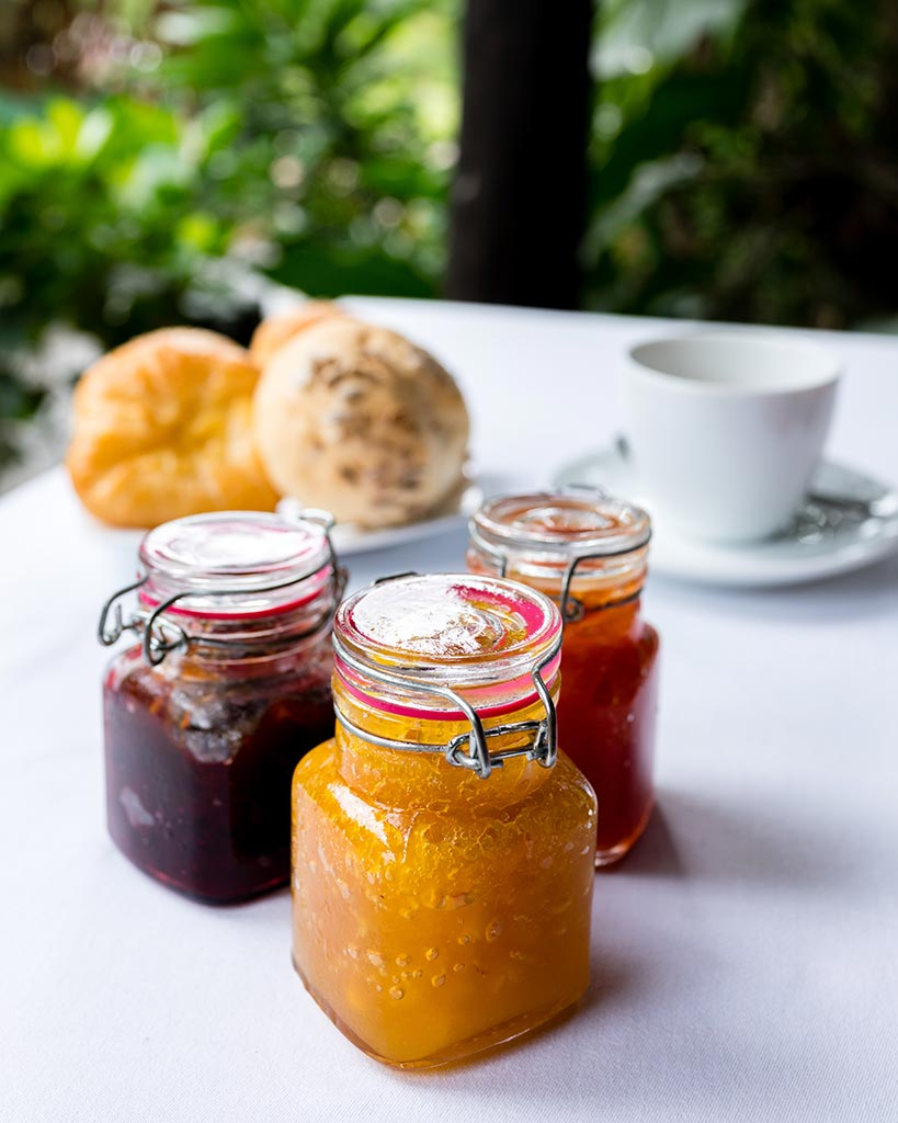Resort La Villa Loti Siem Reap - homemade jams