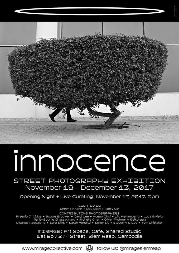 """Innocence"" A Street Photography Exhibition"