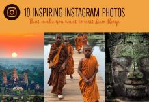 10 inspiring instagram photos of Siem Reap