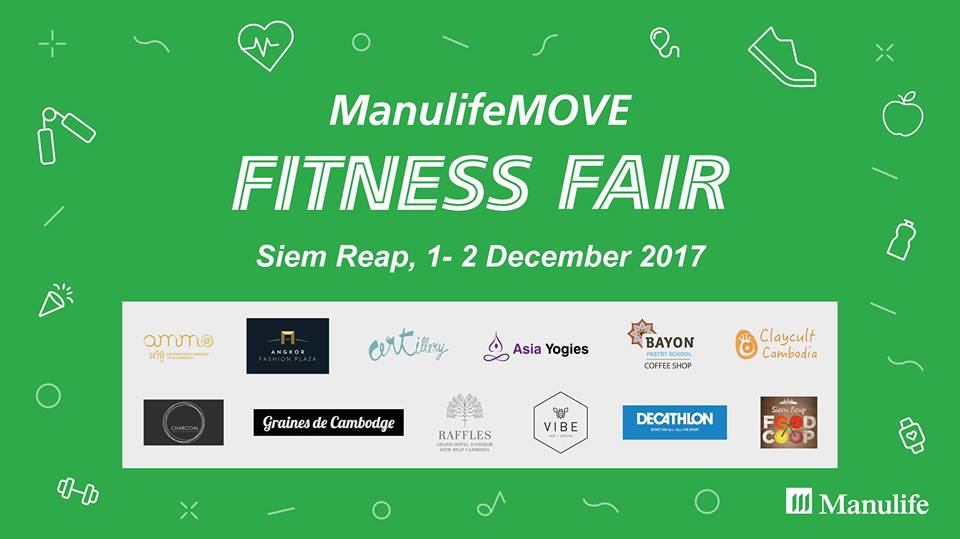 ManulifeMOVE Fitness Fair