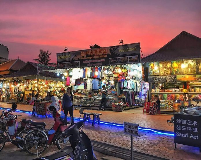 Phally Angkor Night Market
