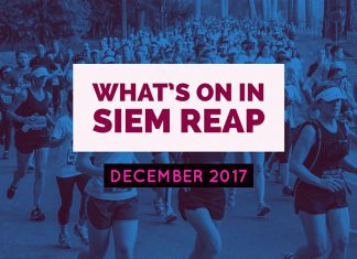 The Best Siem Reap Events in December 2017