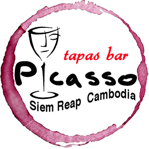 Picasso Tapas and Cocktail Bar, Siem Reap, Cambodia!
