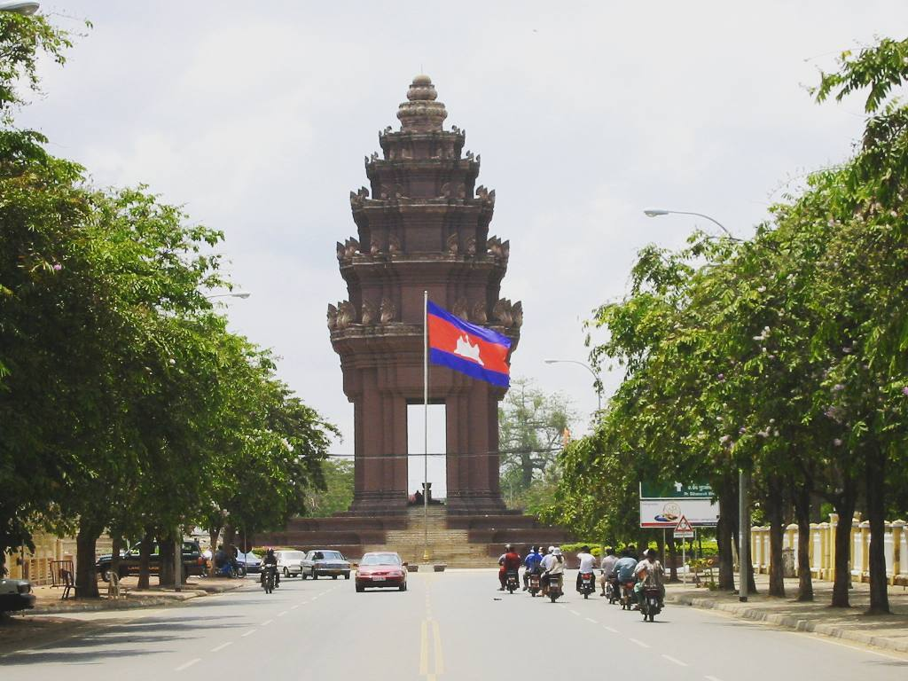 Image result for Phnom Penh 2018