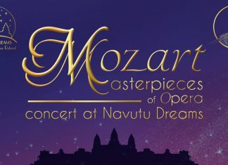 Mozart at Navutu, Masterpieces of Opera
