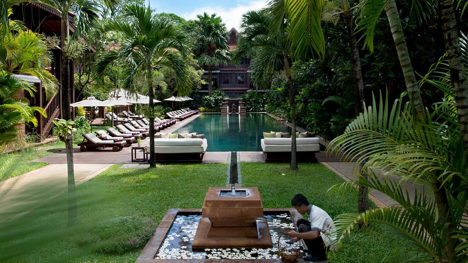 Siem Reap Luxury Resorts - Belmond La Résidence d'Angkor