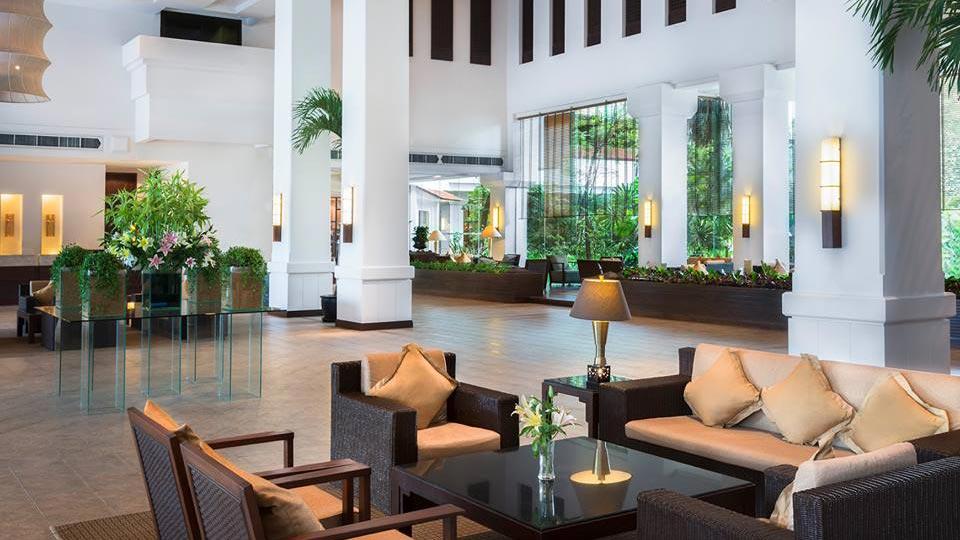 Siem Reap Luxury Resorts - Le Meridien Angkor
