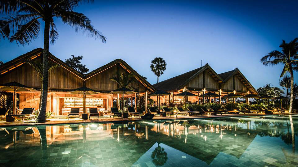 Siem Reap Luxury Resorts -Phum Baitang