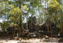 Staycation in Siem Reap