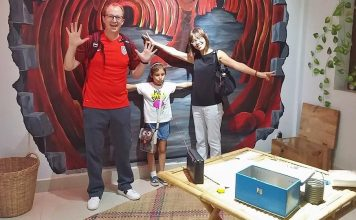 Escape The Room Siem Reap