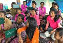 Water for Cambodia - Literacy Classes | Siemreap.net