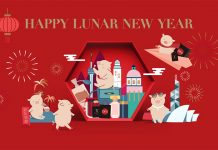 Lunar New Year at T Galleria DFS, Angkor | Siemreap.net