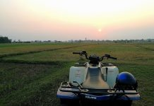 Quad Bike Countryside Tour in Siem Reap, Cambodia