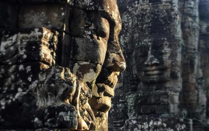 Bayon Siem Reap Cambodia