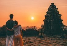 Phnom Bakeng siem reap cambodia