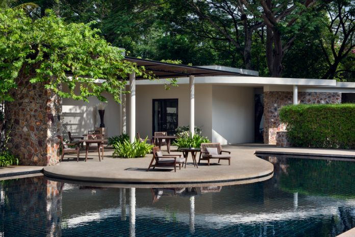 Amansara, Cambodia – Main Swimming Pool