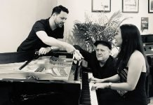 The Piano Trilogy : A Concert in Support of Kantha Bopha Foundation