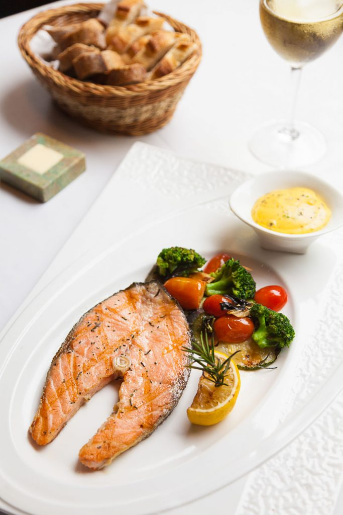 Khema Salmon Steak