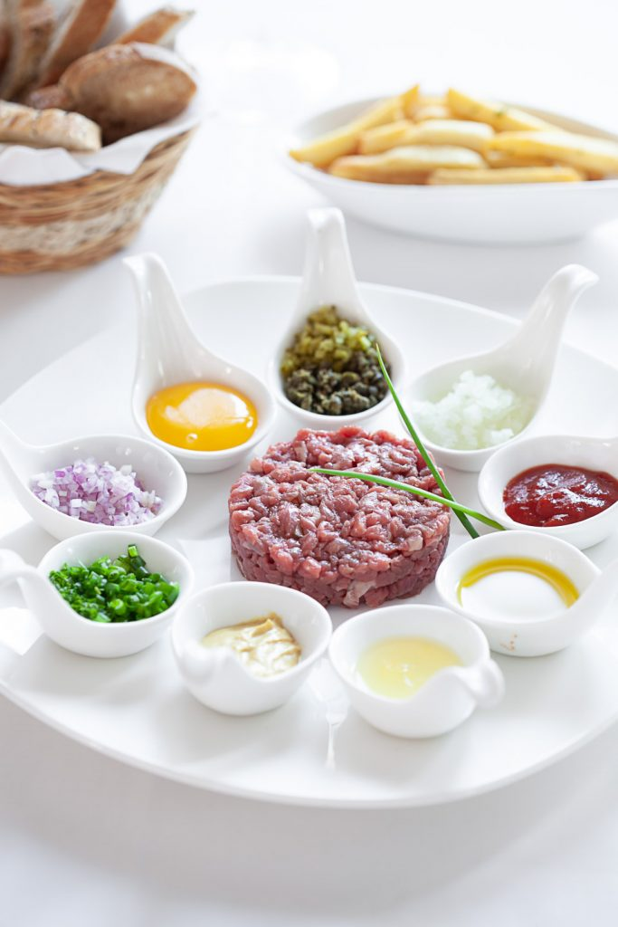 Khema Steak Tartare