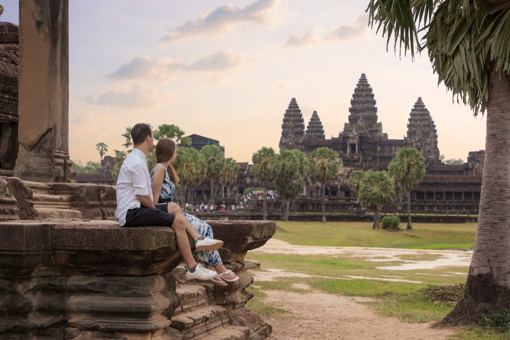 Discover Angkor Wat with Le Meridien