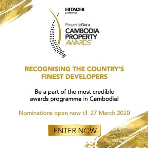 Cambodia Property Awards - Nominations are open!