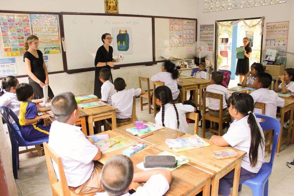 TEFL certification in Cambodia