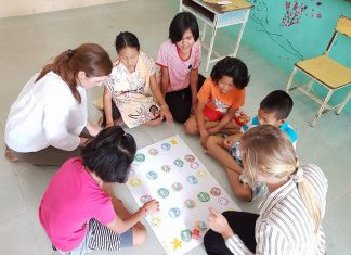 How to teach English in Cambodia