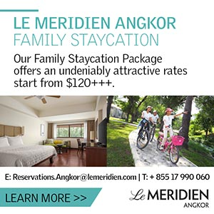 Le Meridien - Family staycation offer