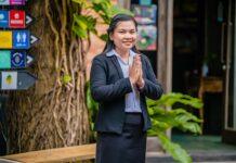 King's Road Angkor, Siem Reap, Cambodia